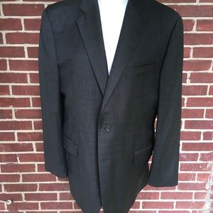 Burberry London Barney NY 42R Gray Sport/ Coat